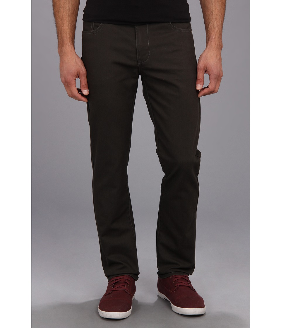 RVCA - Daggers Coolmax (Coalmine) Men's Casual Pants