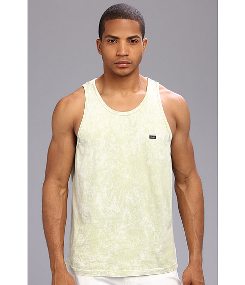 RVCA - Ocean Tank (Pear) Men's Sleeveless