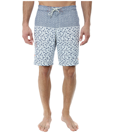 Tommy Bahama - Baja Border (Midnight Blue) Men