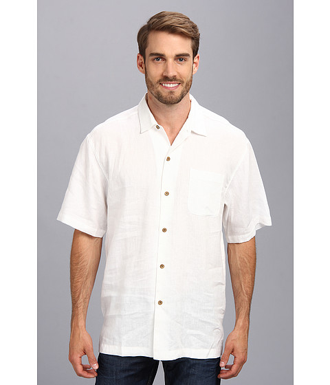 Tommy Bahama - Paradise Bound S/S Camp Shirt (Continental) Men