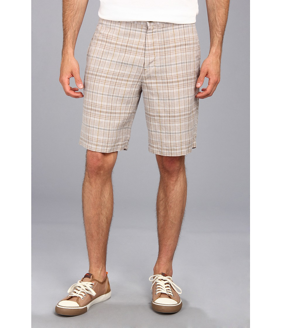 Tommy Bahama - Fairfax Check 9.5 Shorts (La Playa) Men