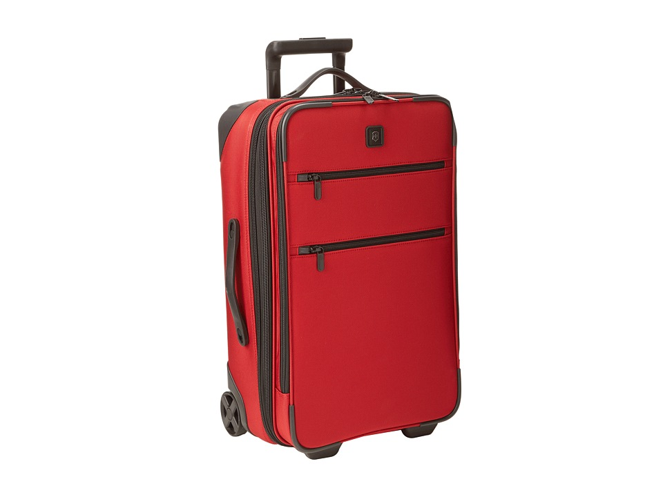Victorinox - Lexicon - Lexicon 22 (Red) Carry on Luggage