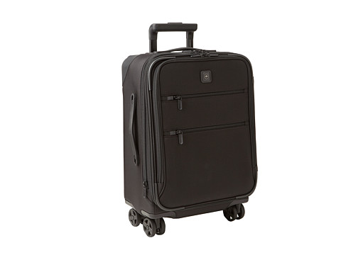 Victorinox - Lexicon - Lexicon 20 Dual Caster (Black) Carry on Luggage