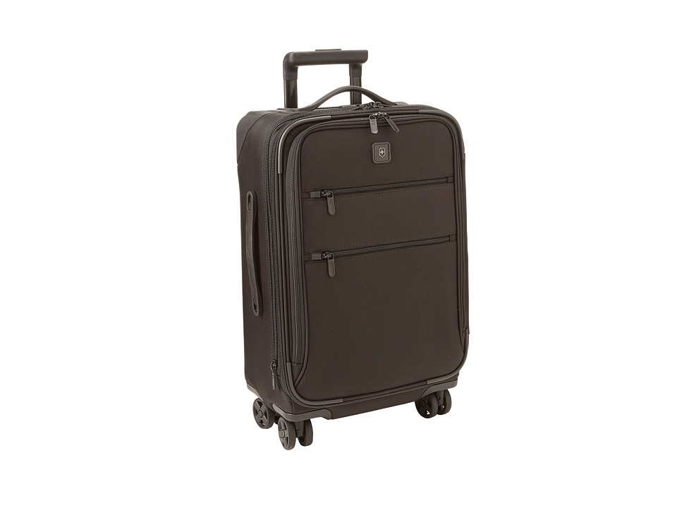 Victorinox - Lexicon - Lexicon 22 Dual-Caster (Black) Carry on Luggage
