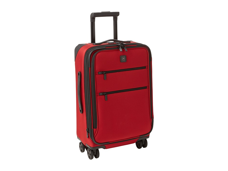 Victorinox - Lexicon - Lexicon 22 Dual-Caster (Red) Carry on Luggage