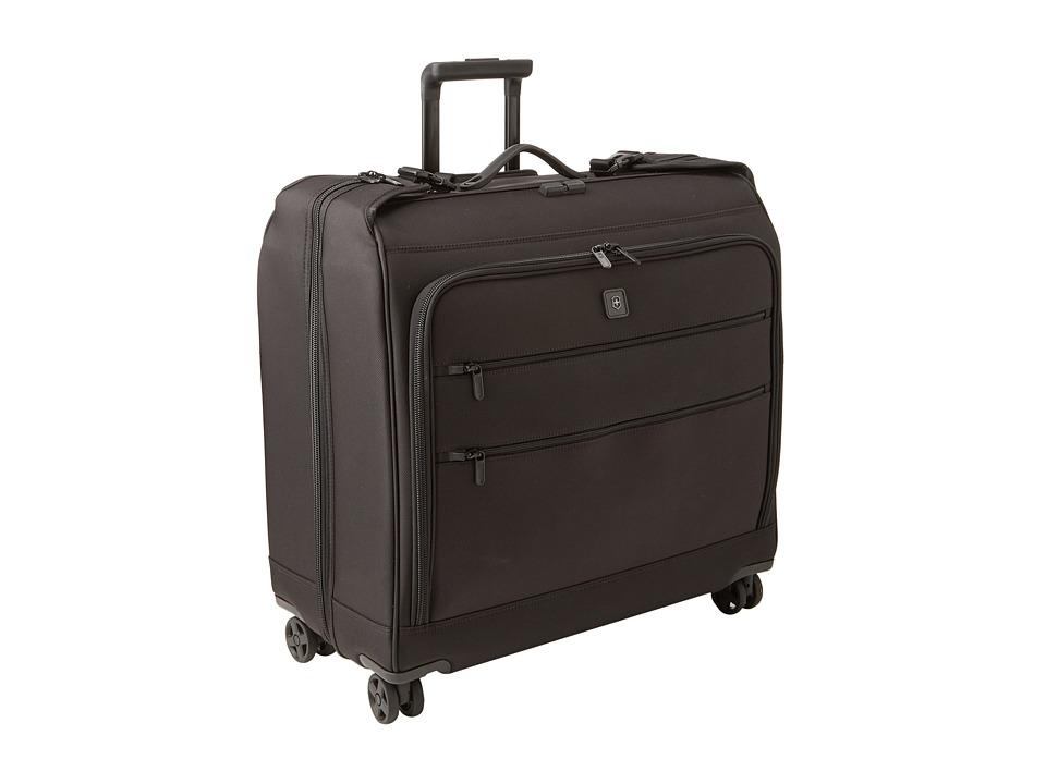 Victorinox - Lexicontm - Dual-Caster Garment Bag (Black) Bags