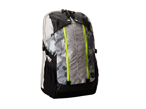 Victorinox - Almont 3.0 - Slimline Laptop Backpack (Gray Camo) Backpack Bags