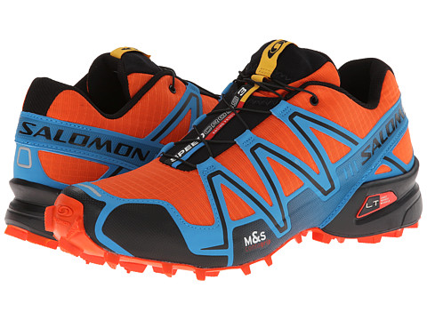 Salomon - Speedcross 3 (George Orange/Methyle Blue/Black) Men