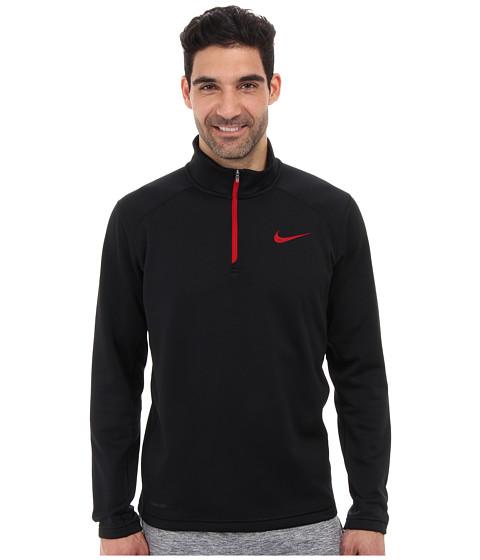 nike 1 4 zip pullover. upc 659658865518 product image for nike ko 1/4 zip top (black/black 1 4 pullover o