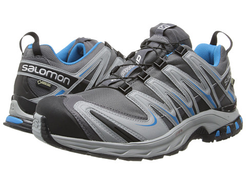 Salomon - XA PRO 3D GTX (Dark Cloud/Light Onix/Methyl Blue) Men