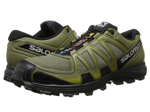 Salomon - Fellraiser (Nile Green/Iguana Green/Corylus Green) Men's Shoes