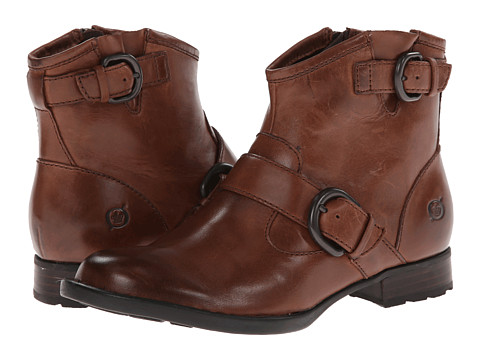 Born - Raisa (Dark Tan) Women's Shoes