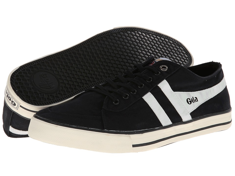 Gola - Comet (Black/White) Men's Shoes