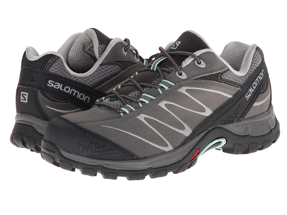 Salomon - Ellipse LTR (Asphalt/Black/Corylus Green) Women