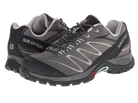 Salomon - Ellipse LTR (Asphalt/Black/Corylus Green) Women's Shoes