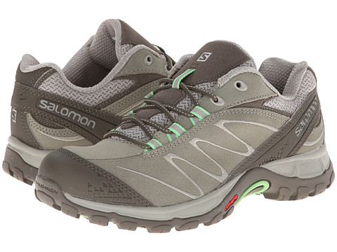 Salomon - Ellipse LTR (Dark Titanium/Swamp/Verbena Green) Women's Shoes