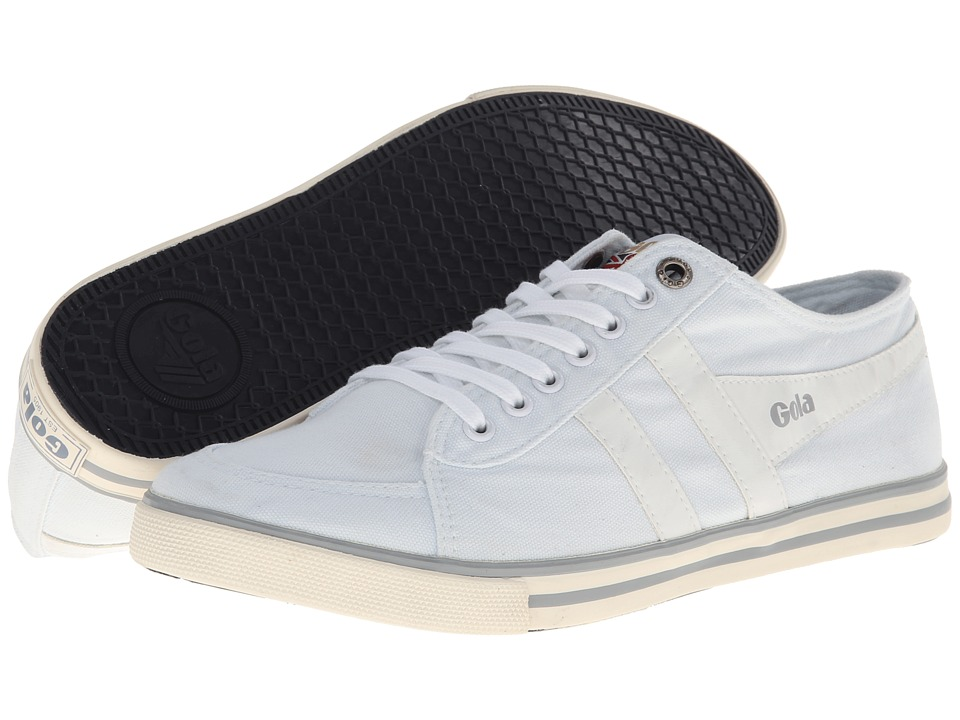 Gola - Comet (White/White) Women's Shoes