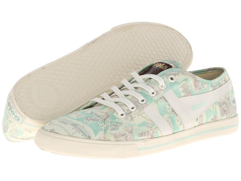 Gola - Jasmine Liberty IW (Ecru/Mint) Women's Shoes