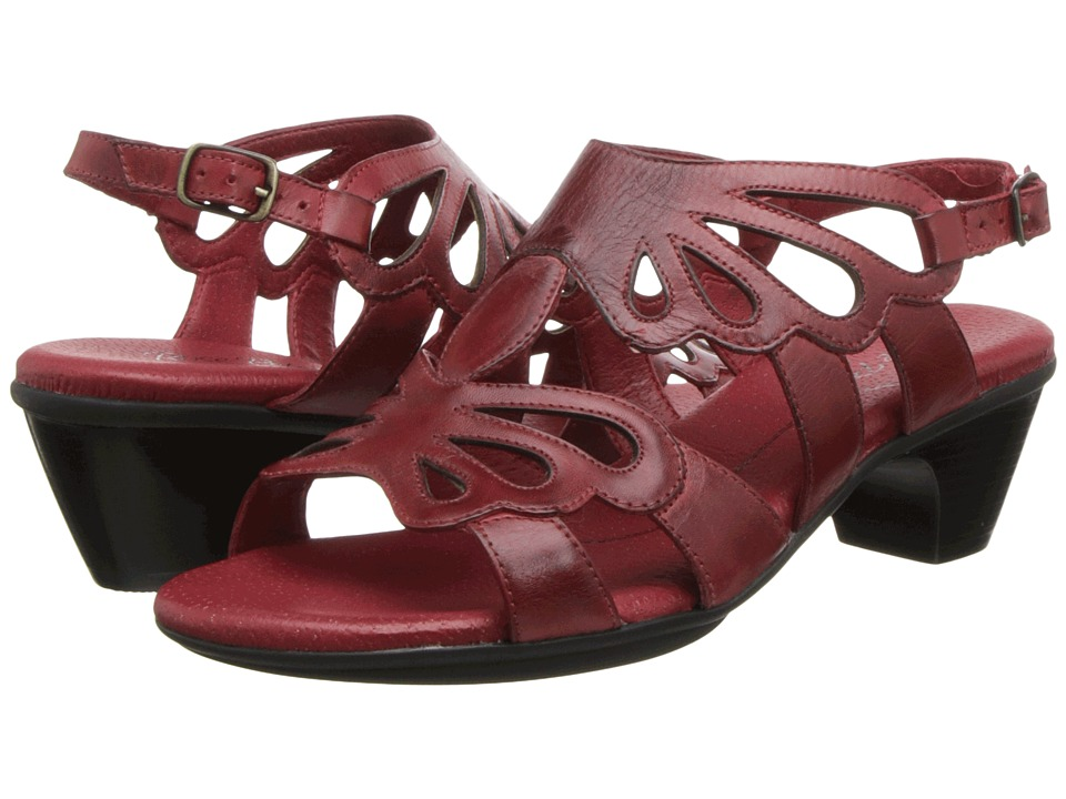 Rose Petals - Rouge (Red Soft Maia) Women