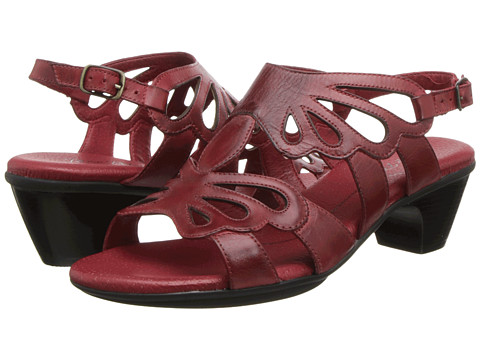 Rose Petals - Rouge (Red Soft Maia) Women's Dress Sandals