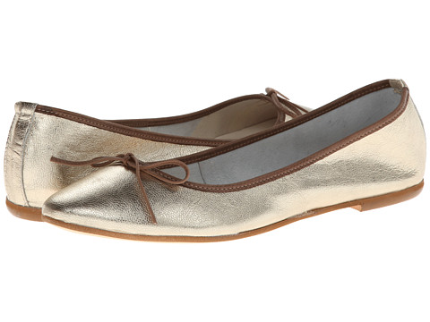 Patricia Green - Paige (Gold) Women's Shoes