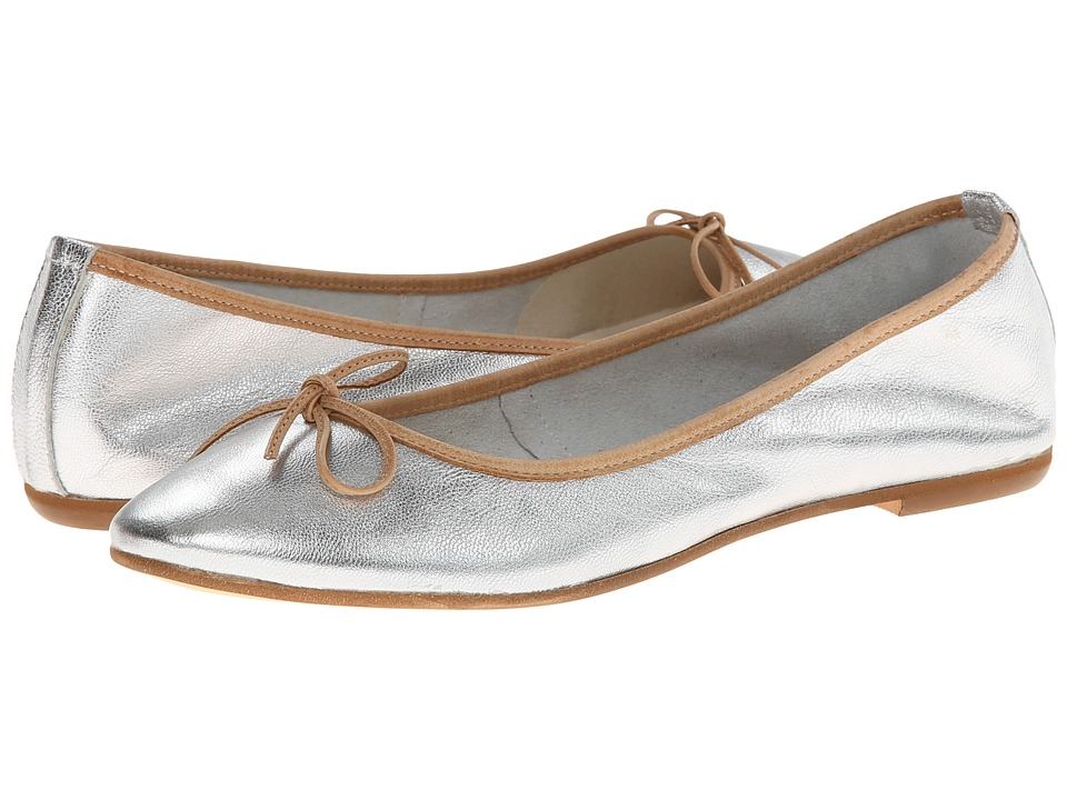 Patricia Green - Paige (Silver) Women's Shoes
