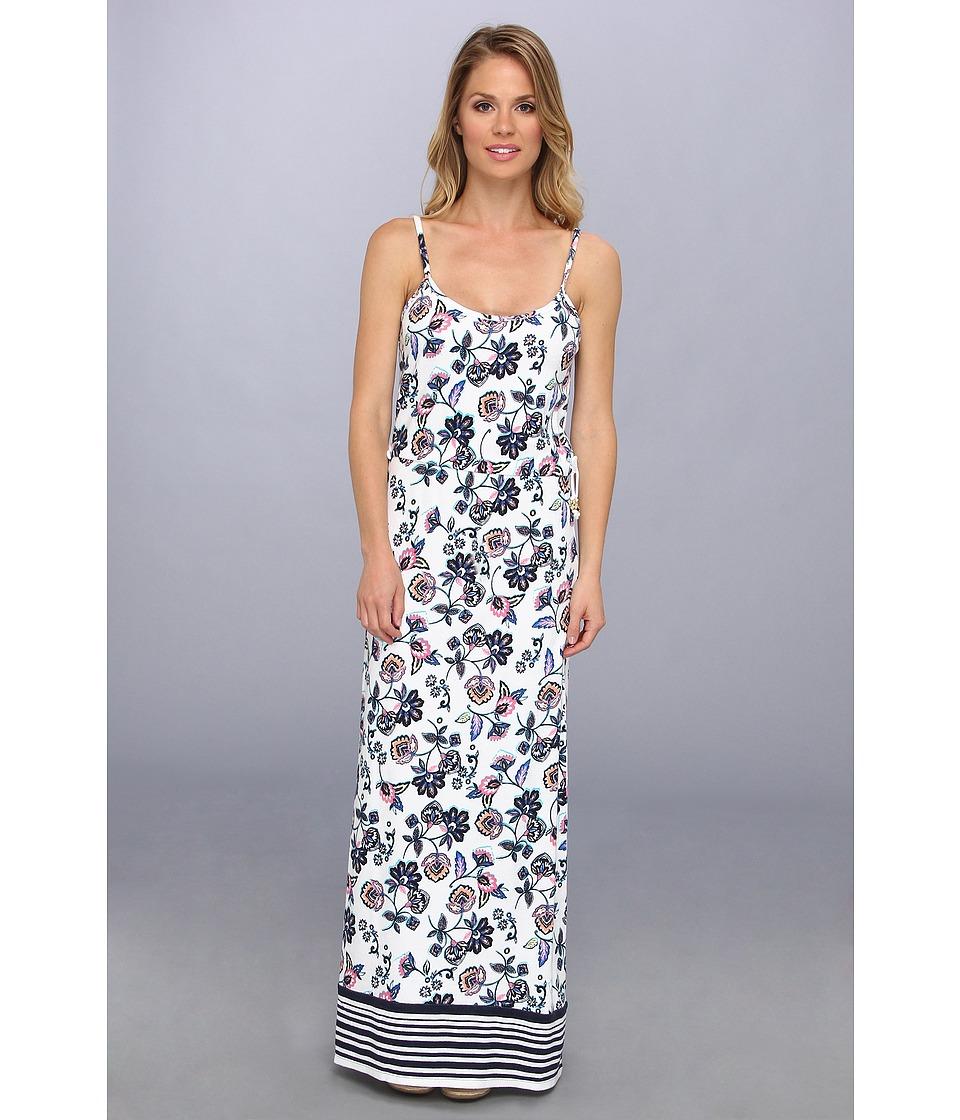 Juicy Couture - Costa Blanca Maxi Dress (White Costa Blanca) Women