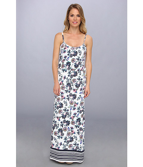 Juicy Couture - Costa Blanca Maxi Dress (White Costa Blanca) Women