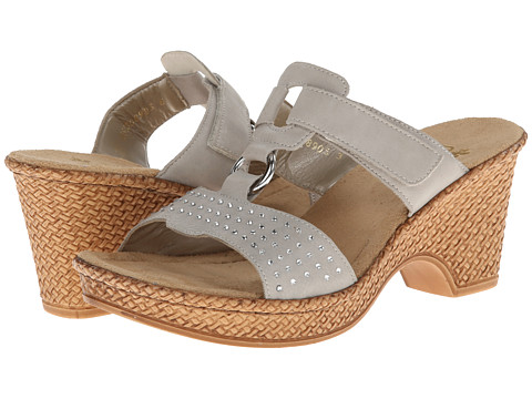 Rieker - 66082 Roberta 82 (Perle) Women's Shoes