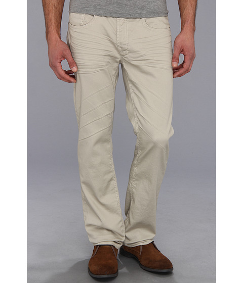 Buffalo David Bitton - Six-X Slim Straight Torpedo Denim in Sablee (Sablee) Men