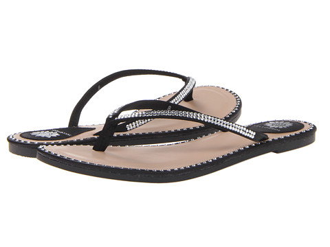 Yellow Box - Daisey (Black) Women's Sandals