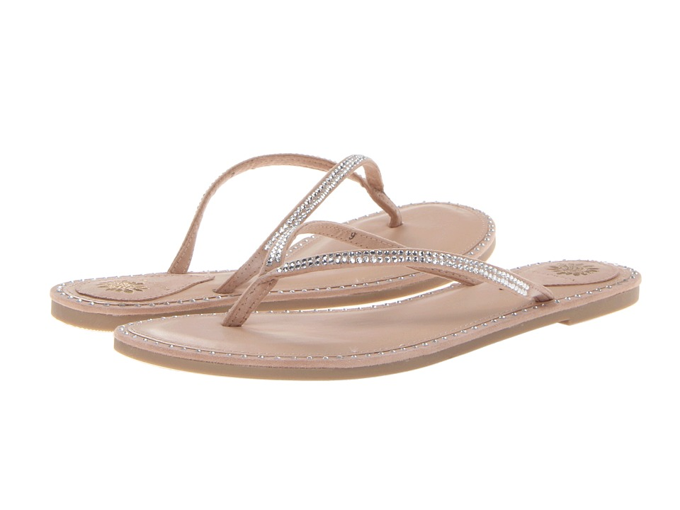 Yellow Box - Daisey (Blush) Women's Sandals