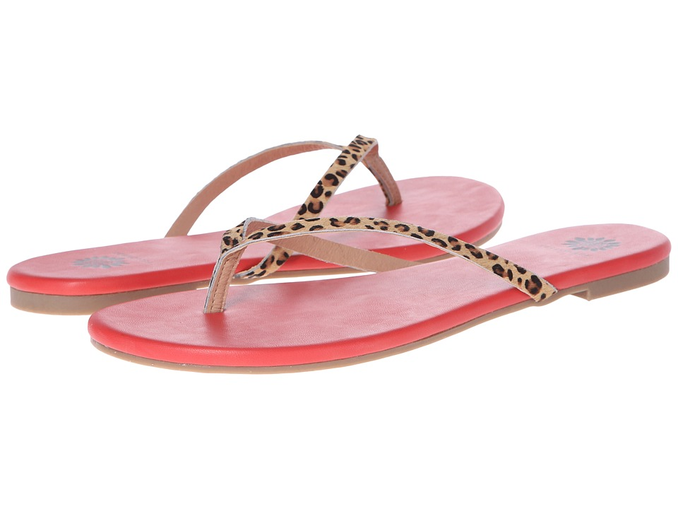 Yellow Box - Ohanna (Cheetah) Women's Sandals