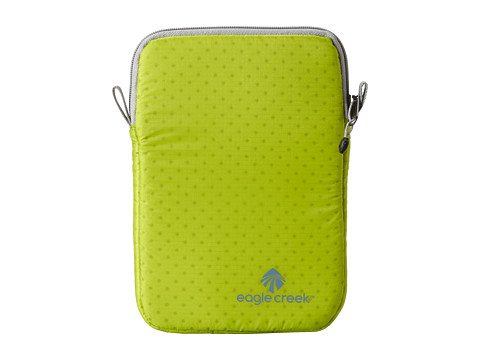 Eagle Creek Pack-It! Specter Mini-Tablet Sleeve (Strobe Green) Computer Bags