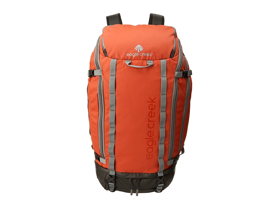 Eagle Creek - Systems Go Duffel Pack 60L (Red Clay) Duffel Bags
