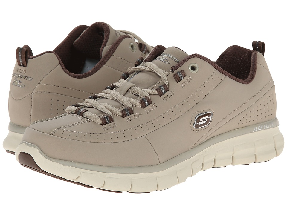 SKECHERS - Trend Setter (Stone/Brown) Women