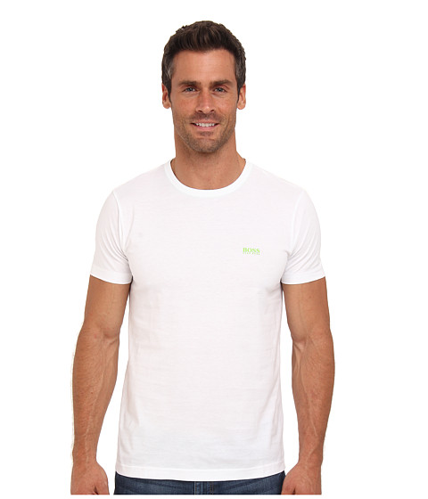 BOSS Green - Tee 10106415 01 (White) Men's T Shirt