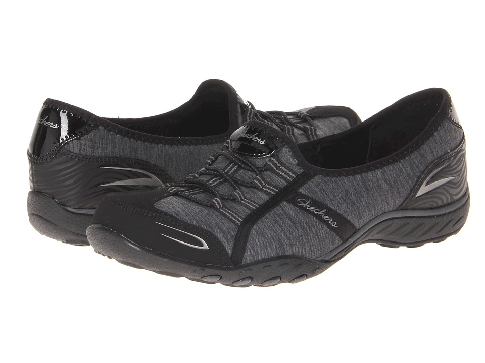 SKECHERS - Relaxed Fit - Good Life (Black) Women's Shoes