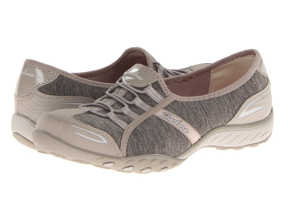 SKECHERS - Relaxed Fit - Good Life (Taupe) Women's Shoes
