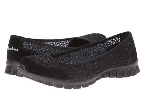 SKECHERS - Sweetpea (Black) Women's Maryjane Shoes