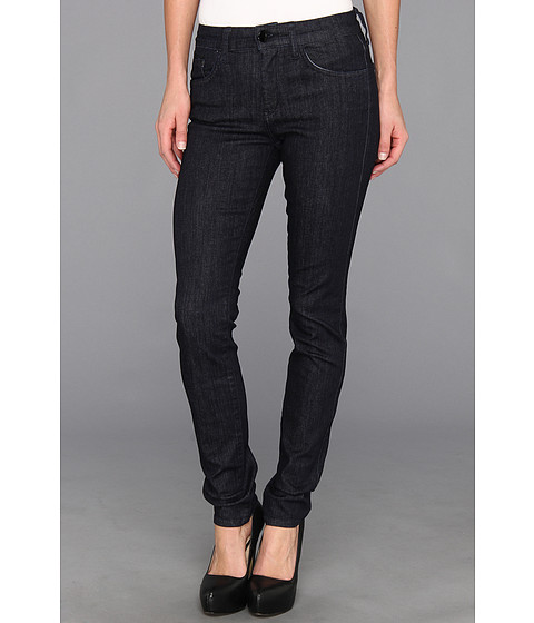 !iT Collective - Lauren Corset Denim Easy Skinny in Pure (Pure) Women