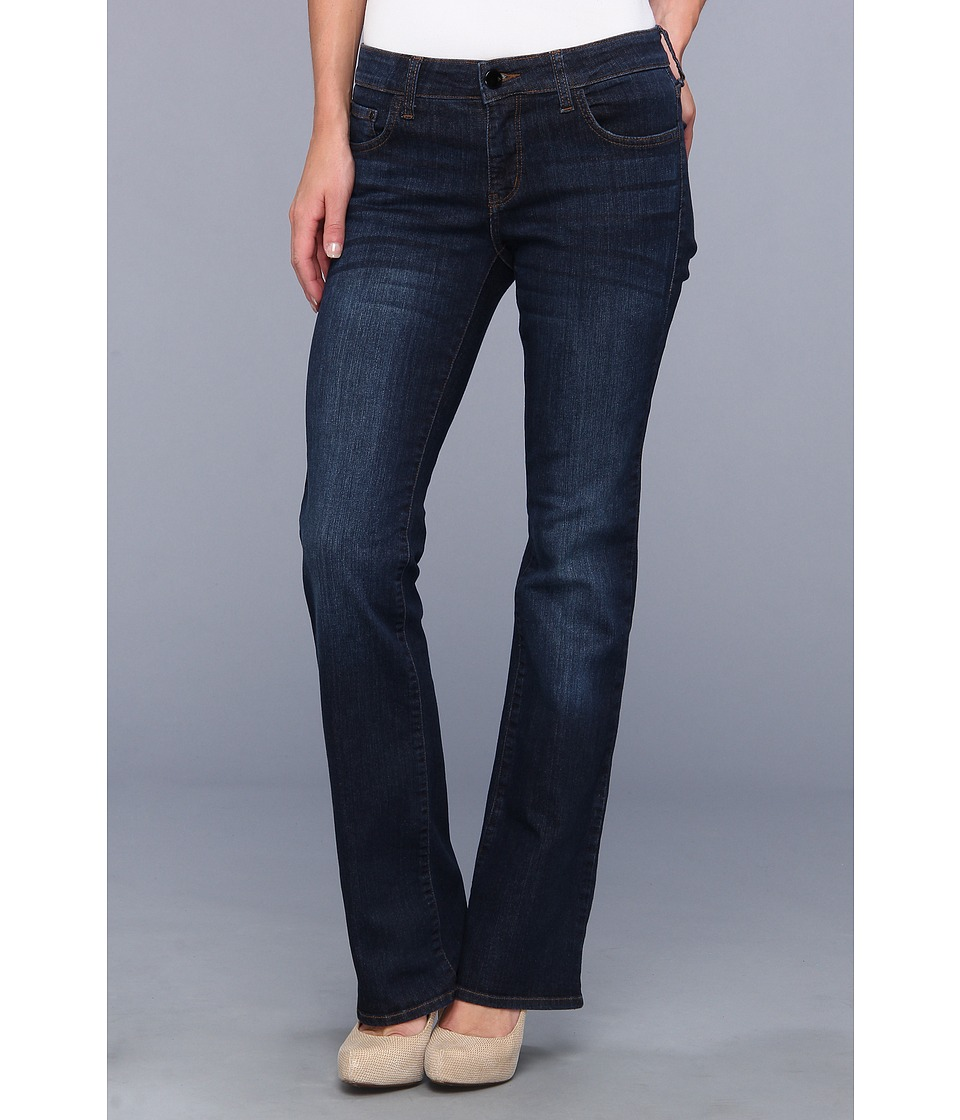 !iT Collective - Marty Corset Denim Slim Boot in Moonlight (Moonlight) Women's Jeans