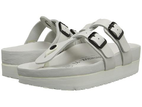 Y's by Yohji Yamamoto - YG-E14-728 (White) Women's Sandals