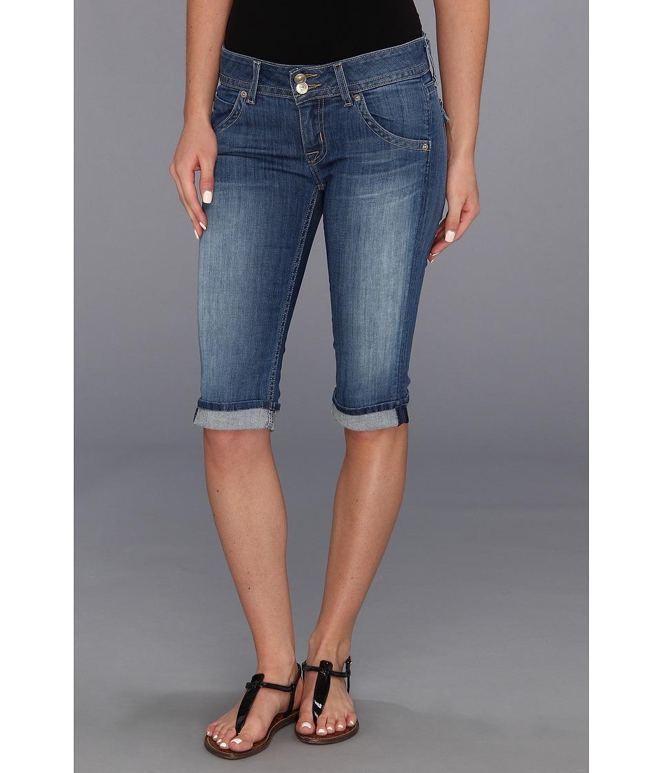 Hudson - Palerme Knee Cuffed Short in Tribute (Tribute) Women's Shorts