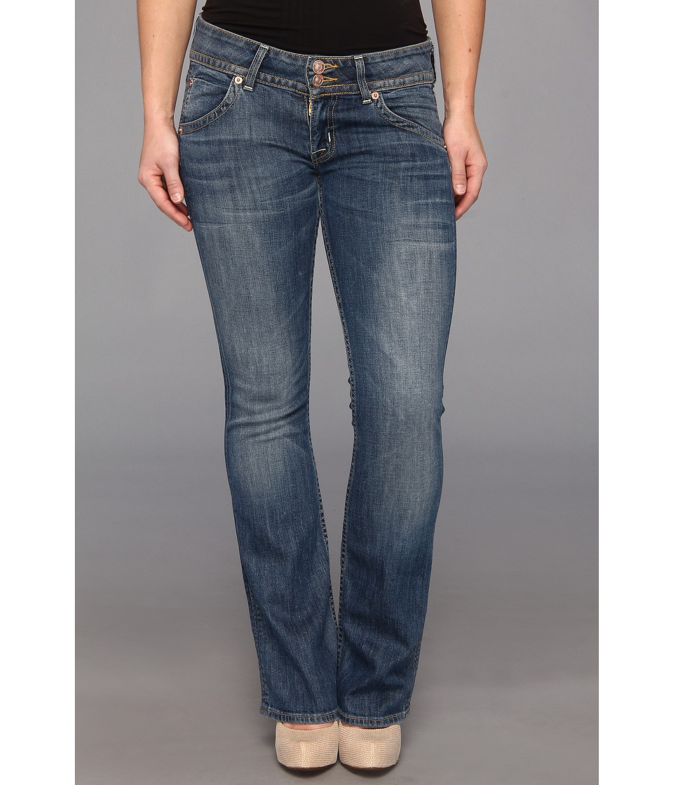 Hudson - Petite Signature Bootcut in Hackney (Hackney) Women's Jeans