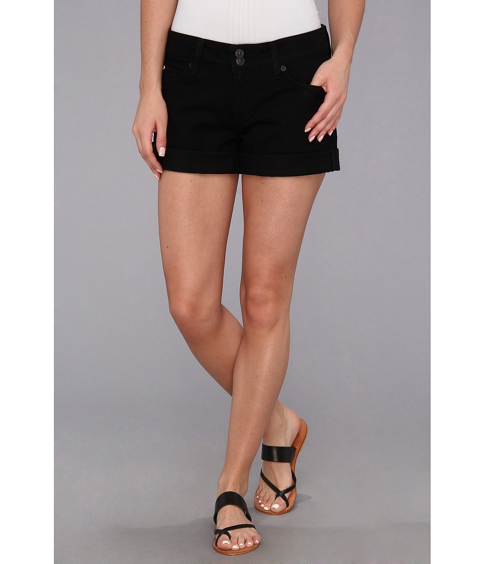 Hudson - Croxley Short in Black (Black) Women's Shorts