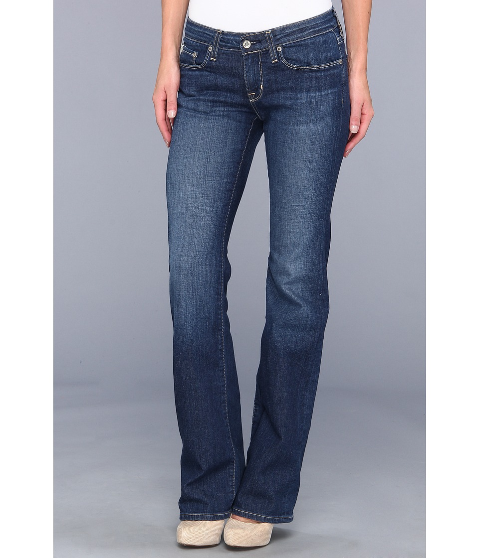 Big Star - Remy Low Rise Bootcut Jean in Holly Dark (Holly Dark) Women's Jeans