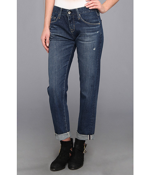 Big Star - Joey Slouchy Boyfriend Jean in 18 Year Dune (18 Year Dune) Women