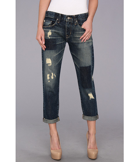Big Star - Billie Slouchy Skinny Crop Jean in 14 Year Maricopa (14 Year Maricopa) Women