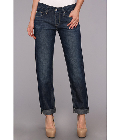 Big Star - Billie Slouchy Skinny Crop Jean in 5 Year Maple (5 Year Maple) Women